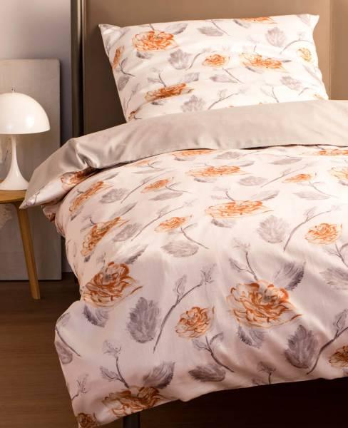 Schoner Wohnen Bettwasche Orelia 50 Coral